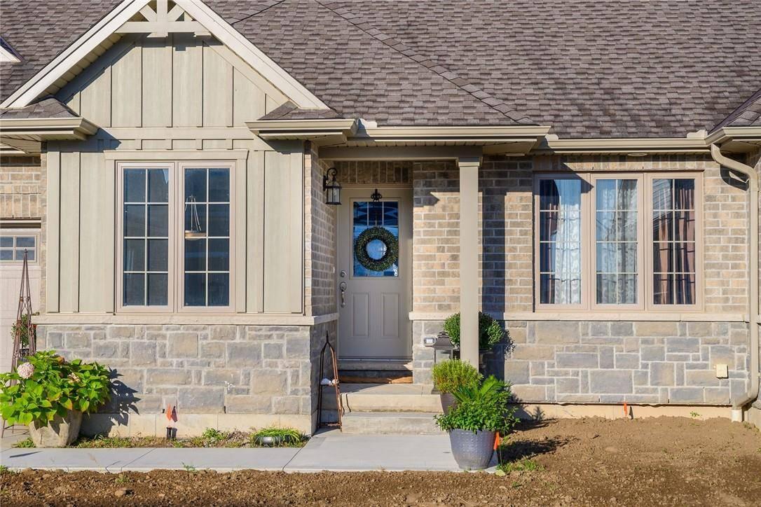 Townhouse for sale at 95 Schooner Dr Port Dover Ontario - MLS: H4073533