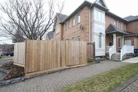 Townhouse for sale at 95 Shady Pine Circ Brampton Ontario - MLS: W4774463