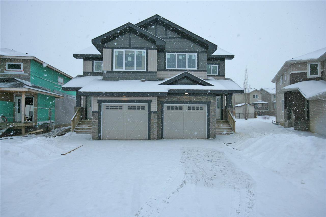 Townhouse for sale at 95 Spruce Gardens Cres Spruce Grove Alberta - MLS: E4186388