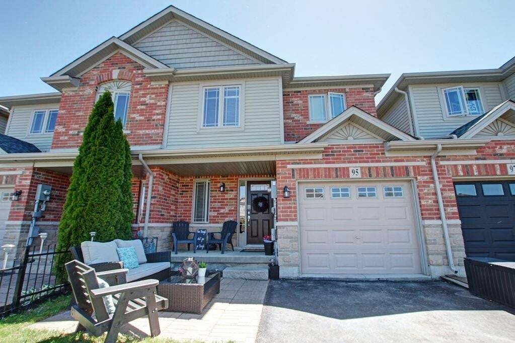 Townhouse for sale at 95 Sumner Cres Grimsby Ontario - MLS: H4078435