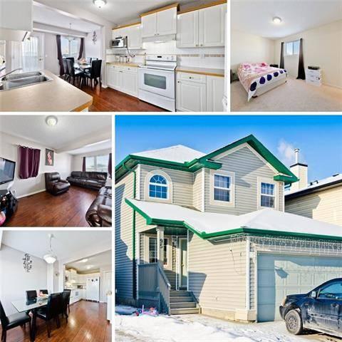 House for sale at 95 Taracove Estate Dr Northeast Calgary Alberta - MLS: C4282073