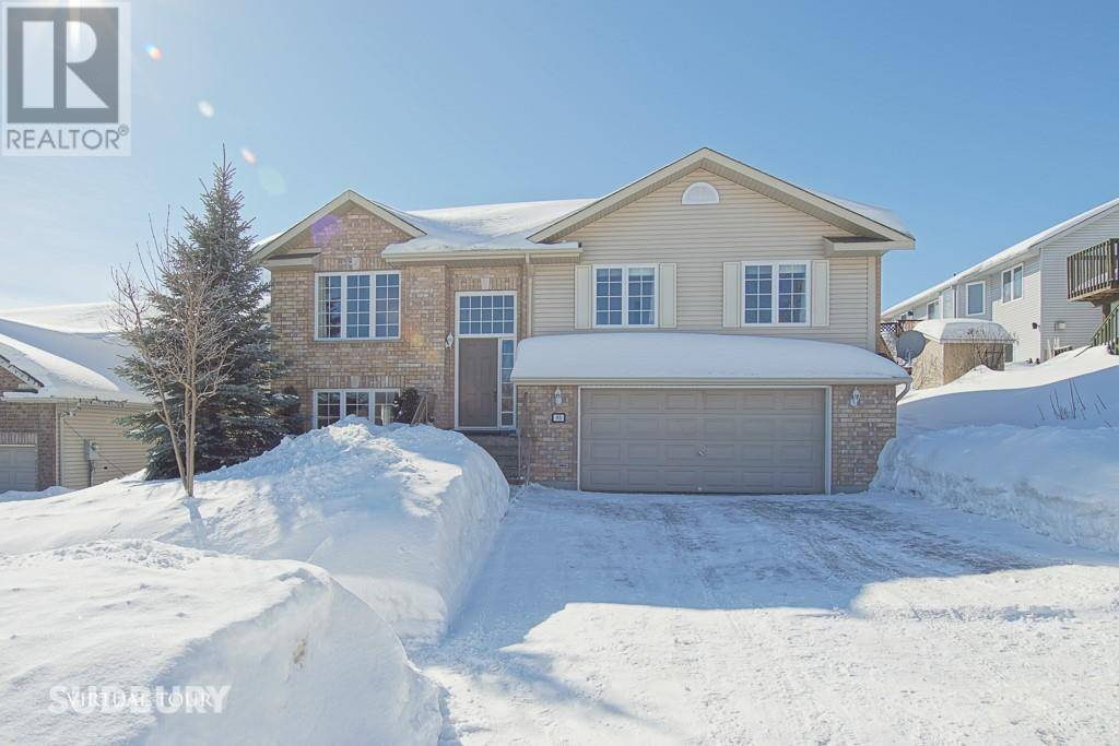 House for sale at 95 Trailview Dr Sudbury Ontario - MLS: 2071308