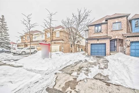 Townhouse for sale at 95 Ural Circ Brampton Ontario - MLS: W4375192