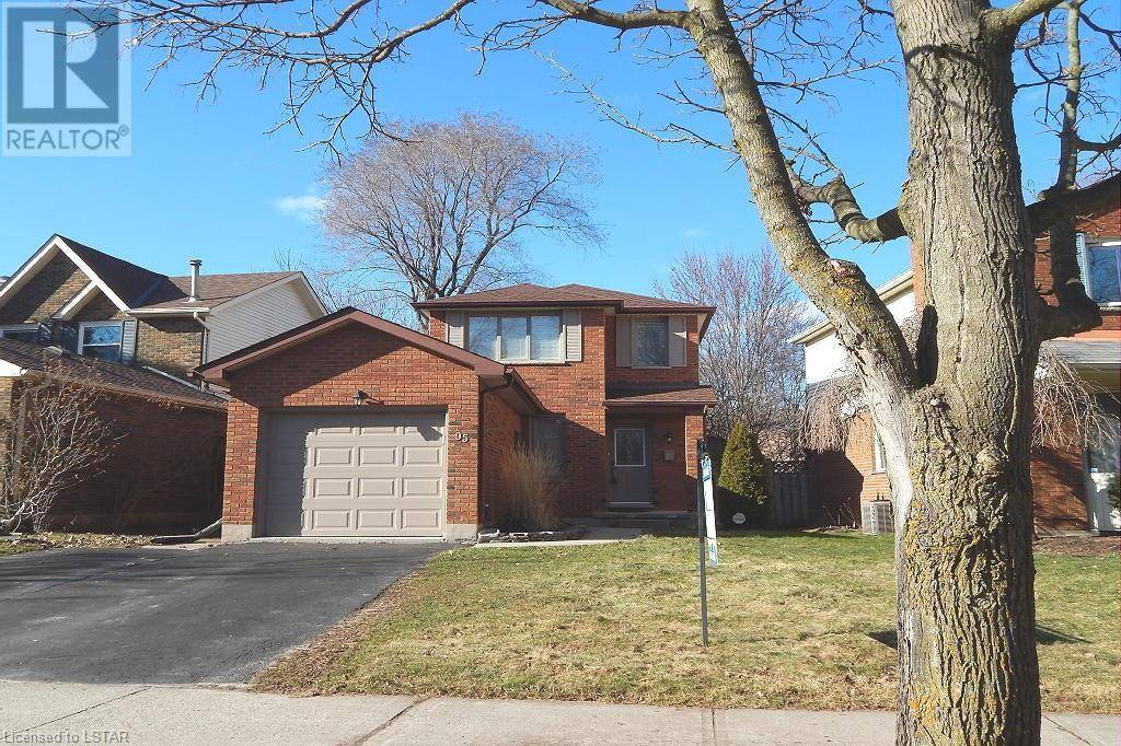 House for sale at 95 Walmer  London Ontario - MLS: 253736