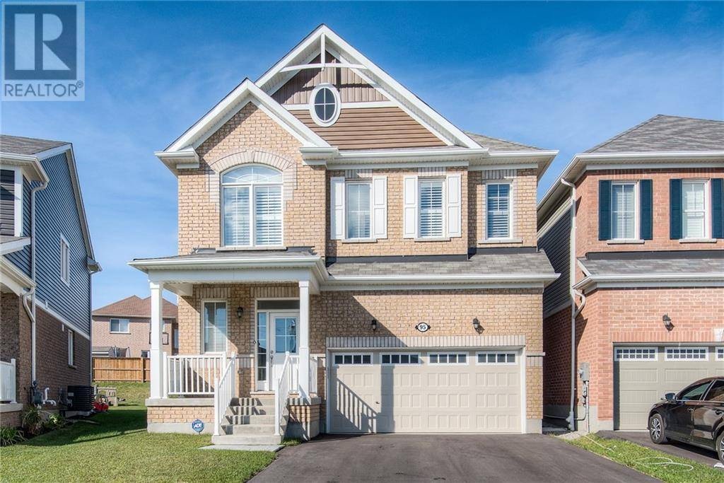 House for sale at 95 Watermill St Kitchener Ontario - MLS: 30765310