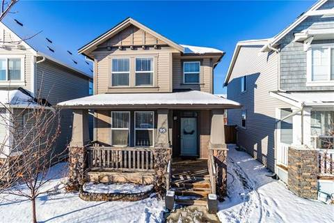 House for sale at 95 Williamstown Landng Northwest Airdrie Alberta - MLS: C4274947