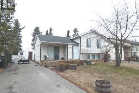 House for sale at 95 Wolverine Ave Tumbler Ridge British Columbia - MLS: 177484