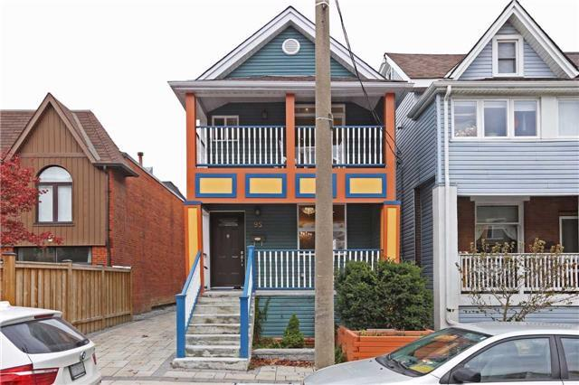 For Sale: 95 Woodbine Avenue, Toronto, ON | 3 Bed, 4 Bath House for $1,599,000. See 19 photos!