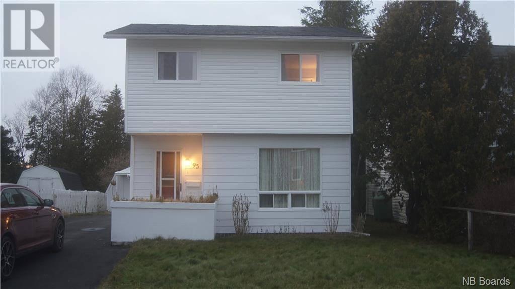 House for sale at 95 Wyatt Cres Saint John New Brunswick - MLS: NB036975