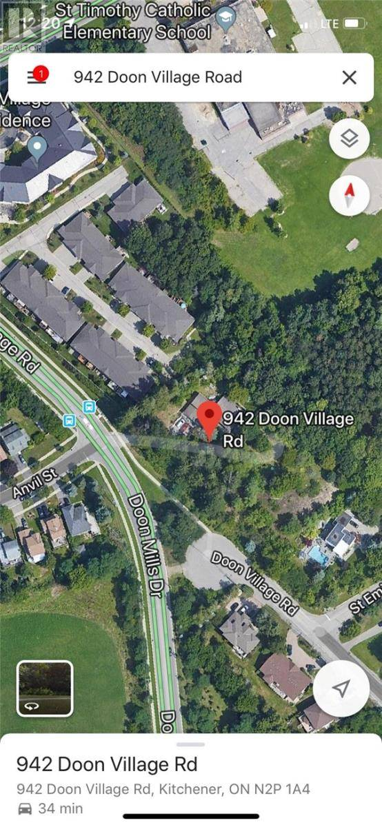 Home for sale at 950 Doon Village Rd Kitchener Ontario - MLS: 30753870