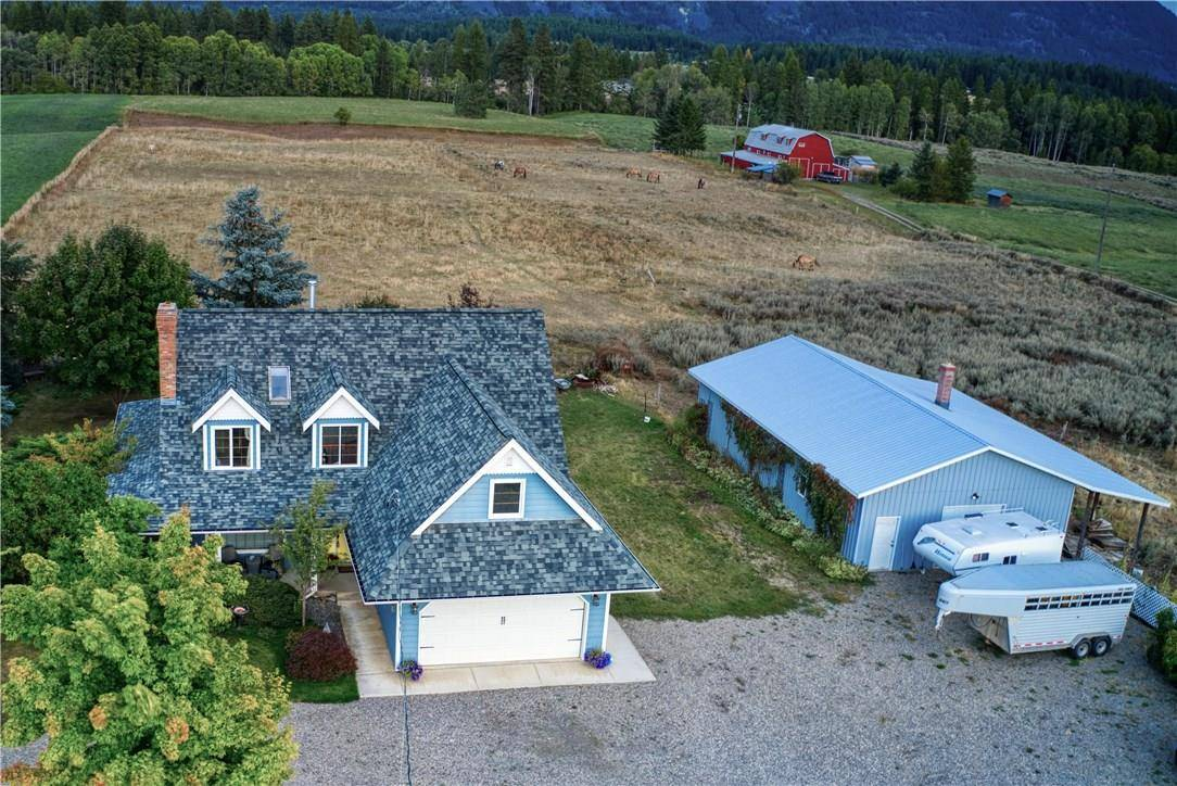 House for sale at 950 Hagey Road  Lister British Columbia - MLS: 2438106