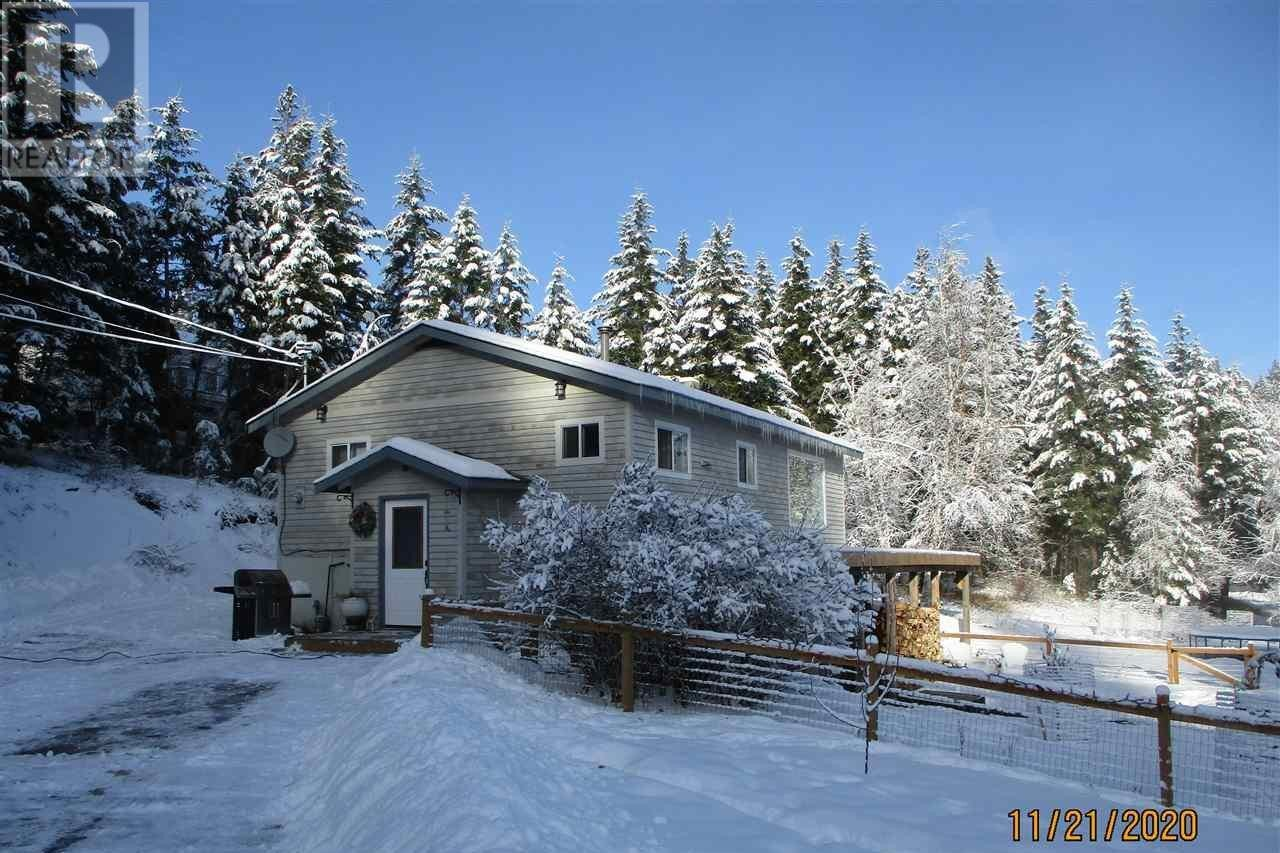 House for sale at 950 Hodgson Rd Williams Lake British Columbia - MLS: R2520086