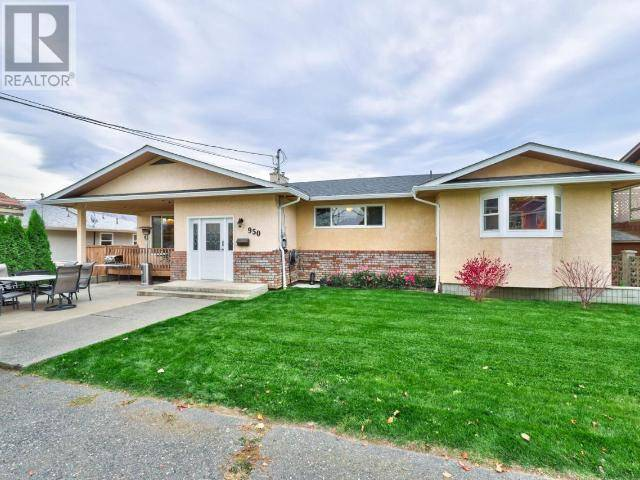House for sale at 950 Holt St Kamloops British Columbia - MLS: 153962