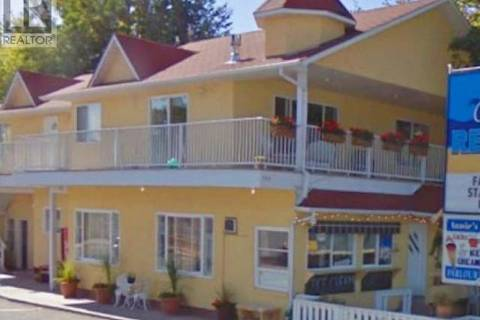 Commercial property for sale at 950 Lakeshore Dr W Penticton British Columbia - MLS: 177099