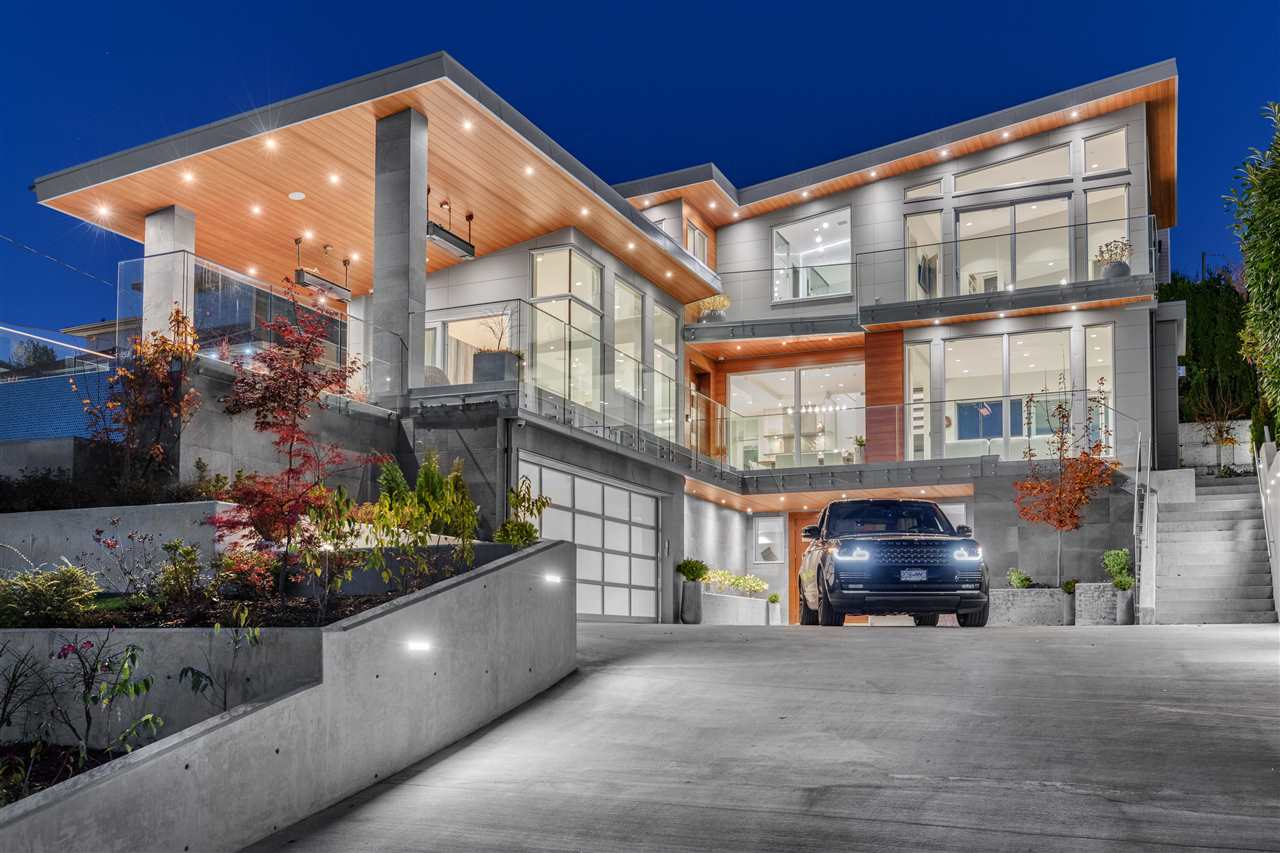 Sold: 950 Leyland Street, West Vancouver, BC