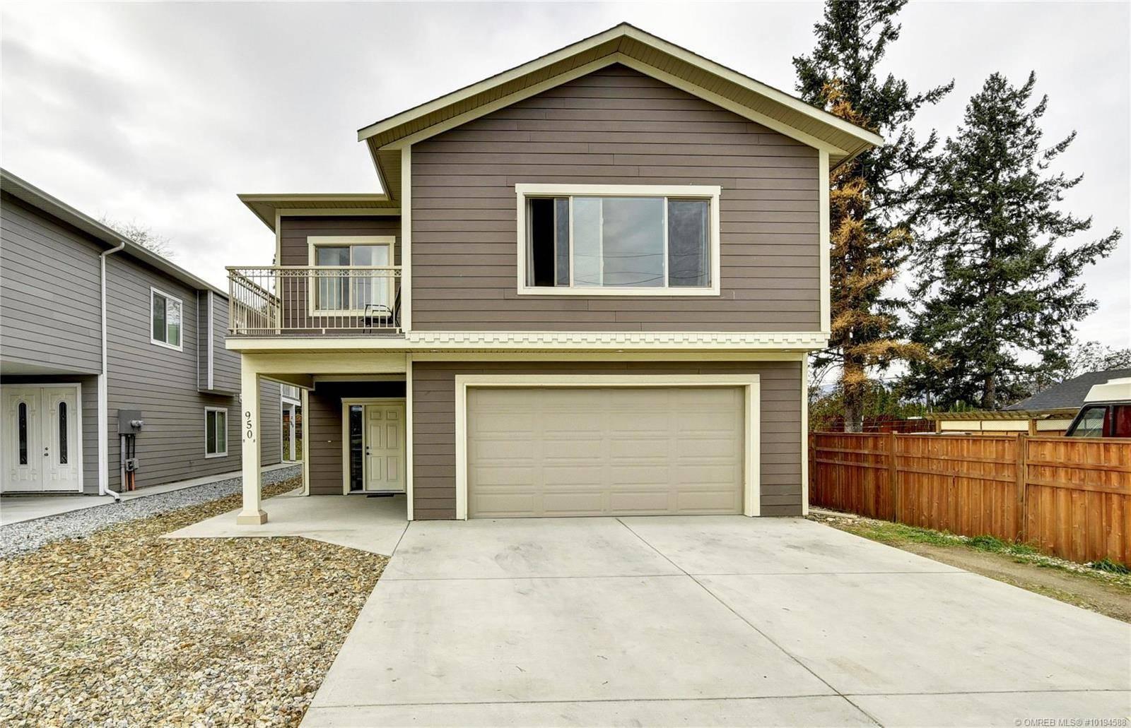 House for sale at 950 Rutland Rd North Kelowna British Columbia - MLS: 10194588