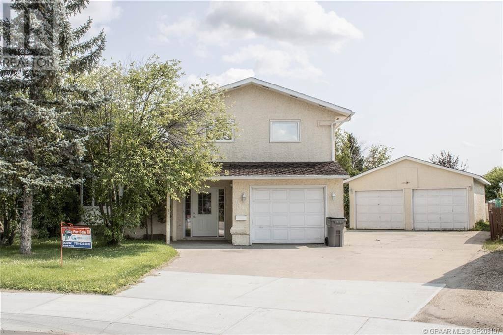 House for sale at 9502 119 Ave Grande Prairie Alberta - MLS: GP208197