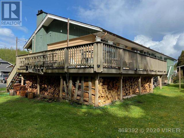 House for sale at 9505 Mayors Wy Port Hardy British Columbia - MLS: 468392