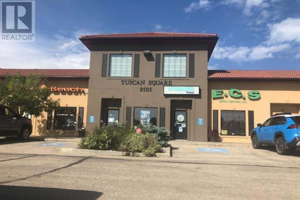 Commercial property for lease at 9505 Resources Rte Grande Prairie Alberta - MLS: A1008936