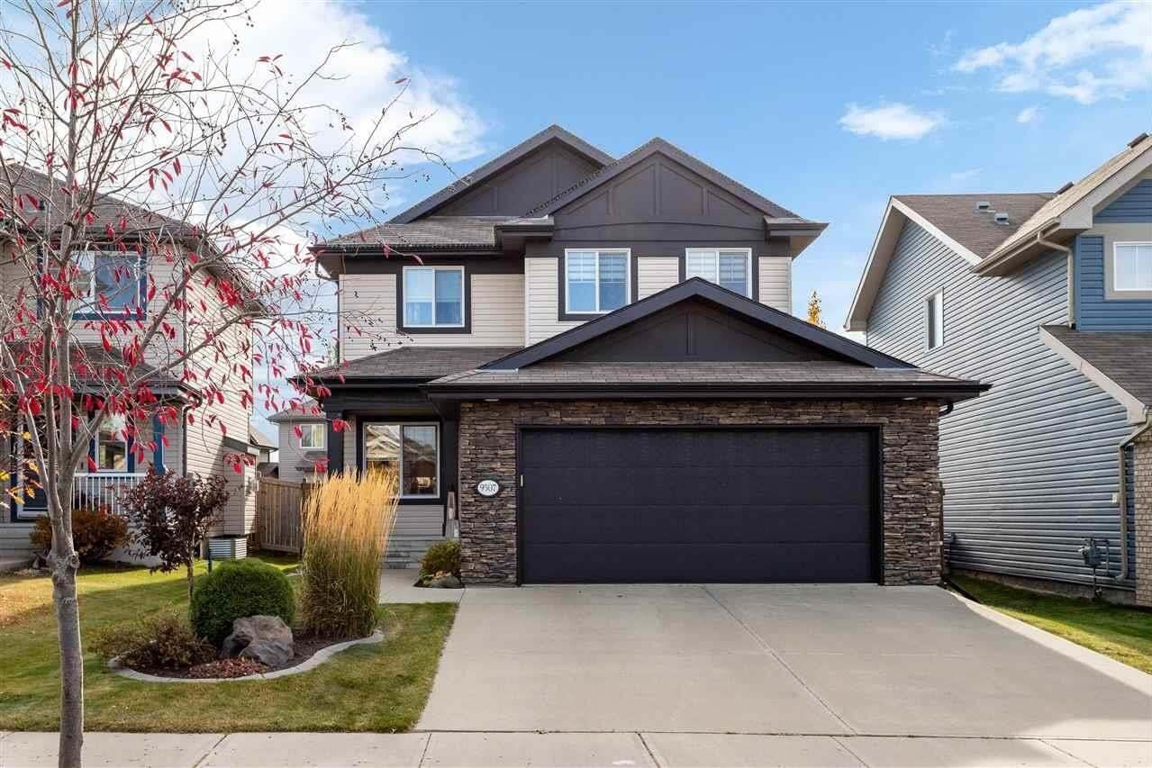 House for sale at 9507 104 Av Morinville Alberta - MLS: E4217680