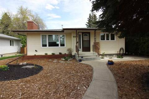 House for sale at 9507 69a St Nw Edmonton Alberta - MLS: E4157591