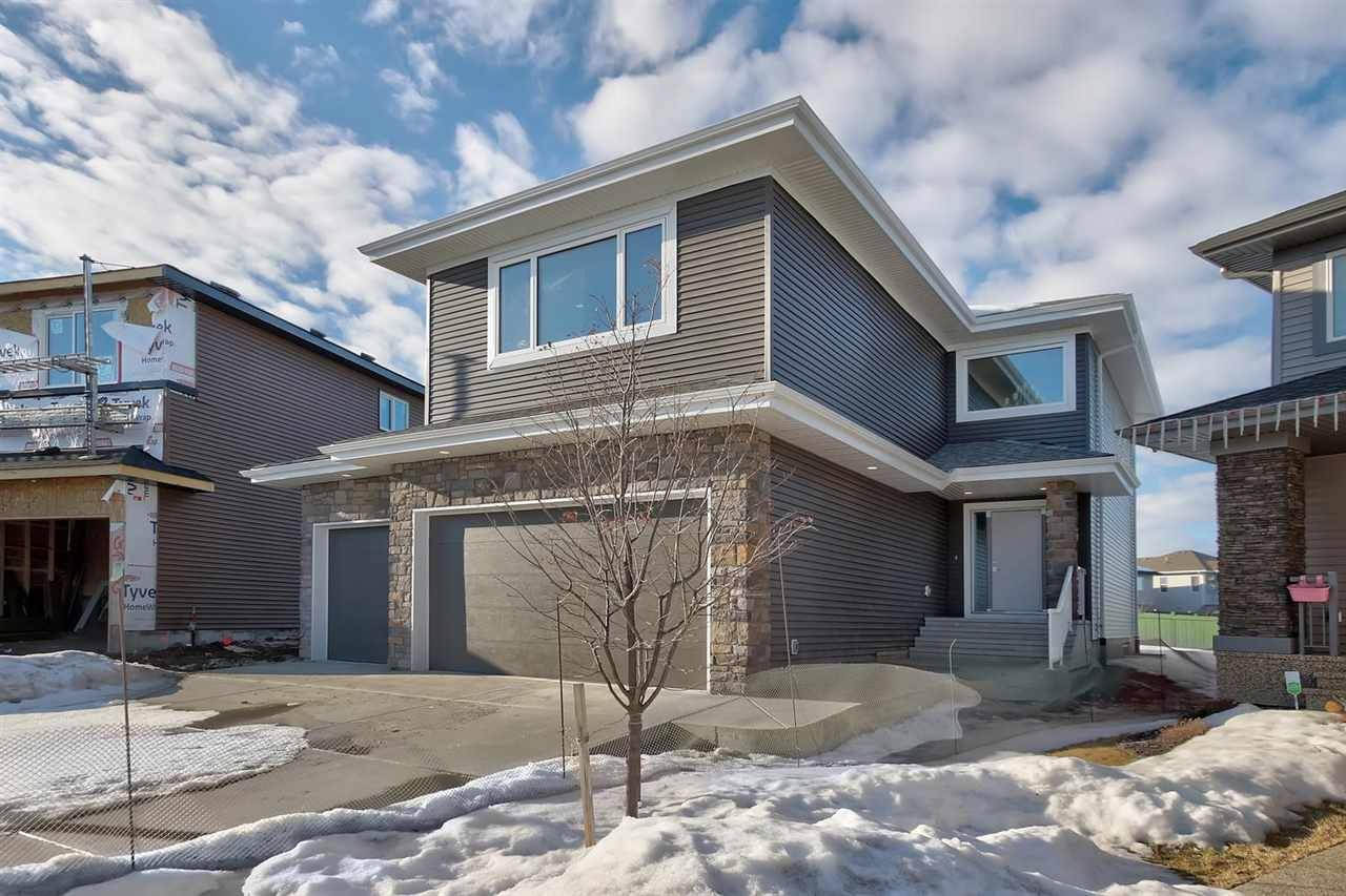 House for sale at 9508 206 St Nw Edmonton Alberta - MLS: E4166389
