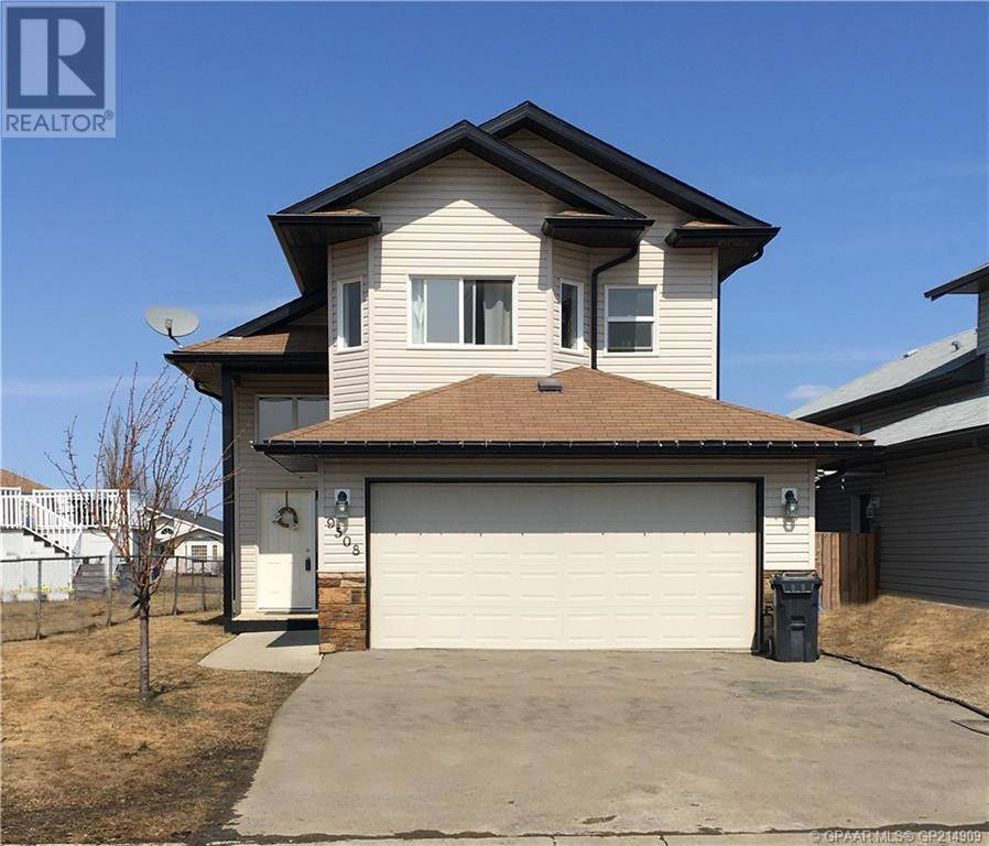 House for sale at 9508 93 Avenue Court Wembley Alberta - MLS: GP214909
