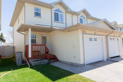 Townhouse for sale at 9509 99 St Morinville Alberta - MLS: E4158069