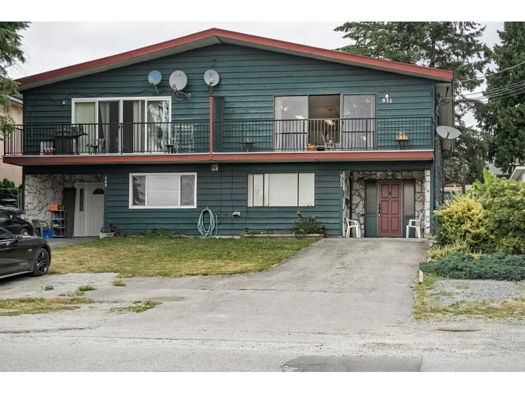 Sold: 951 Delestre Avenue, Coquitlam, BC