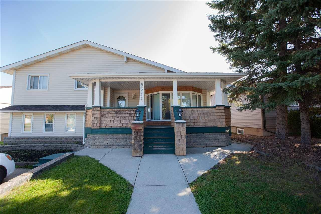 House for sale at 9511 75 St Nw Edmonton Alberta - MLS: E4173284