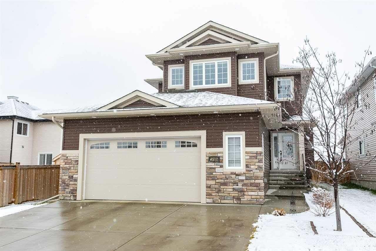House for sale at 9512 102 Av Morinville Alberta - MLS: E4194361