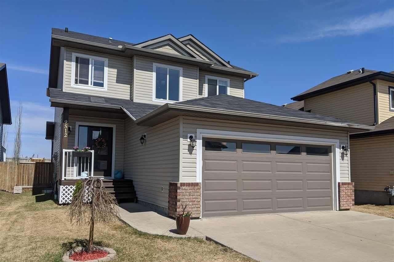 House for sale at 9512 85 Av Morinville Alberta - MLS: E4204428