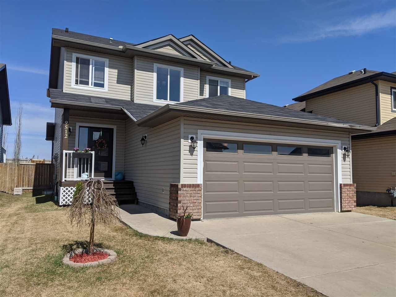 House for sale at 9512 85 Ave Morinville Alberta - MLS: E4188469