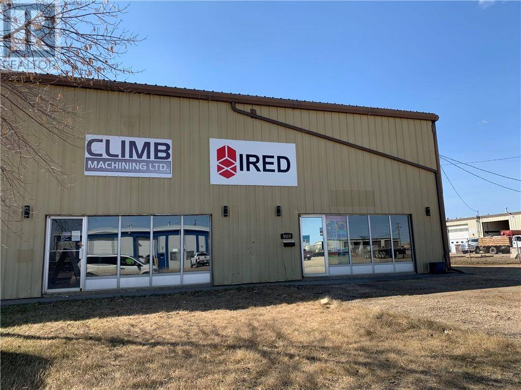 Commercial property for lease at 9514 113 St Grande Prairie Alberta - MLS: GP204885