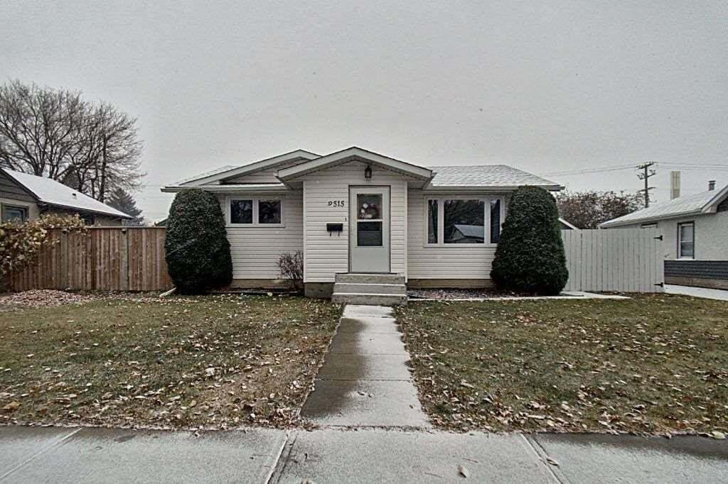 House for sale at 9515 154 St NW Edmonton Alberta - MLS: E4218559