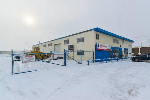 Commercial property for sale at 9515 62 Ave Nw Edmonton Alberta - MLS: E4142932