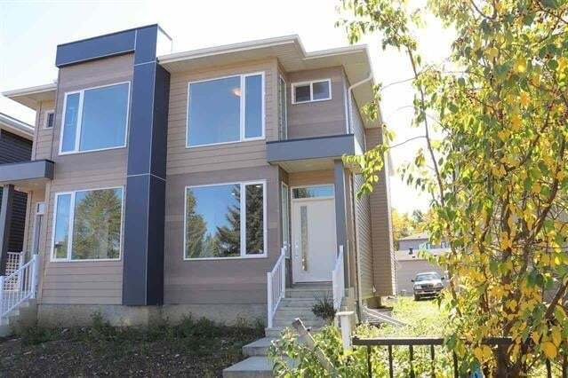 Townhouse for sale at 9515 76 Av NW Edmonton Alberta - MLS: E4188683