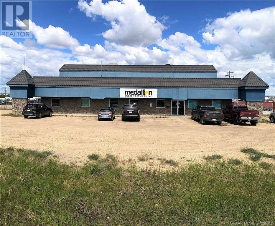 Commercial property for sale at 9516 146 Ave Grande Prairie, County Of Alberta - MLS: GP206012