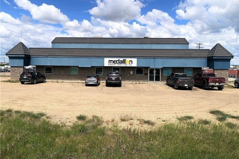 Commercial property for lease at 9516 146 Ave Rural Grande Prairie No. 1, County Of Alberta - MLS: GP206013