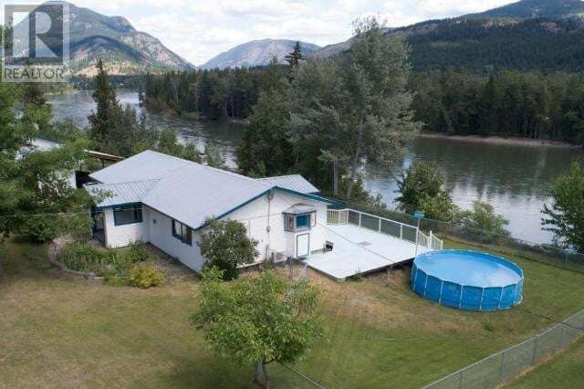 House for sale at 9518 Yellowhead Highway  Little Fort British Columbia - MLS: 157132