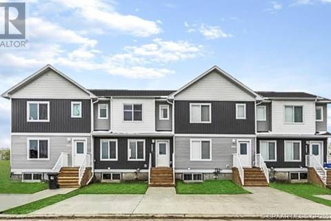 Townhouse for sale at 9519 112 Ce Clairmont Alberta - MLS: GP205716