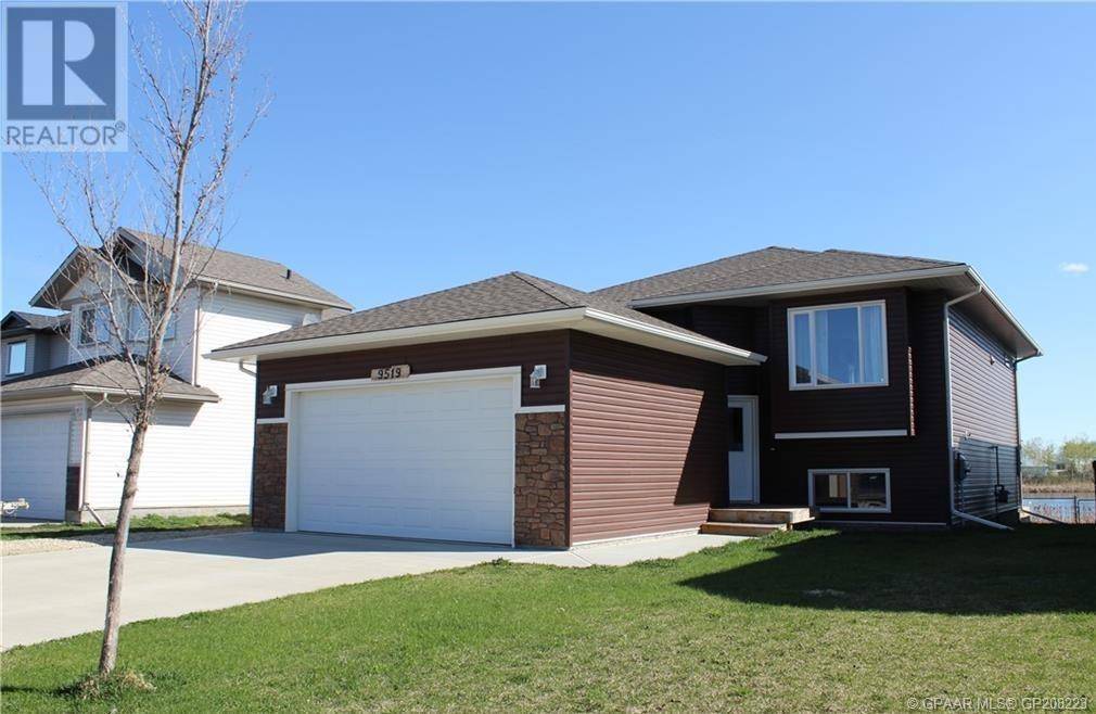 House for sale at 9519 92 St Wembley Alberta - MLS: GP208223