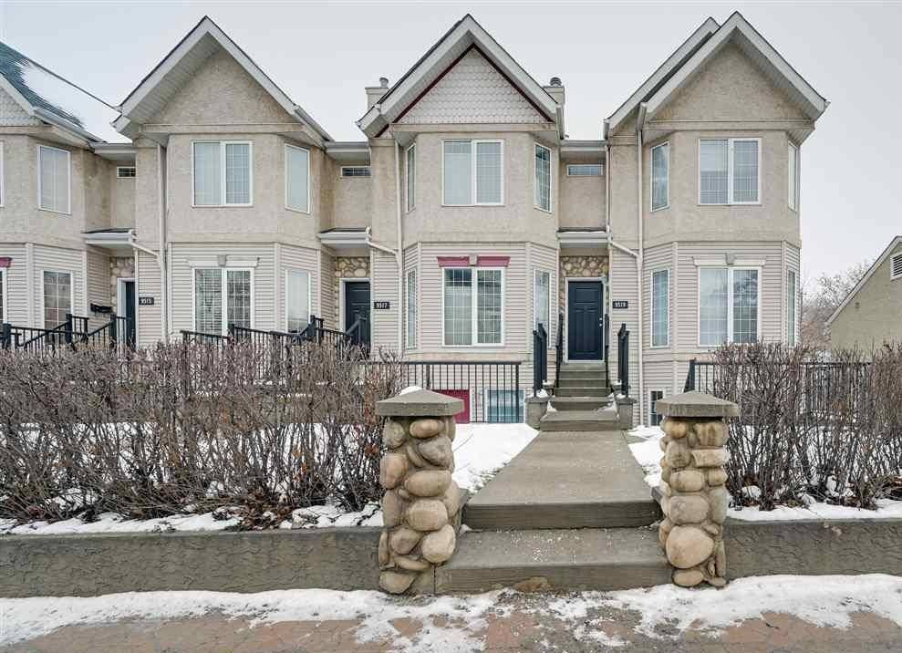 Townhouse for sale at 9519 98 Ave Nw Edmonton Alberta - MLS: E4179935