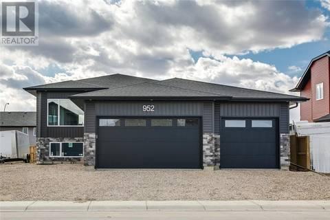 House for sale at 952 Stony Cres Martensville Saskatchewan - MLS: SK768855