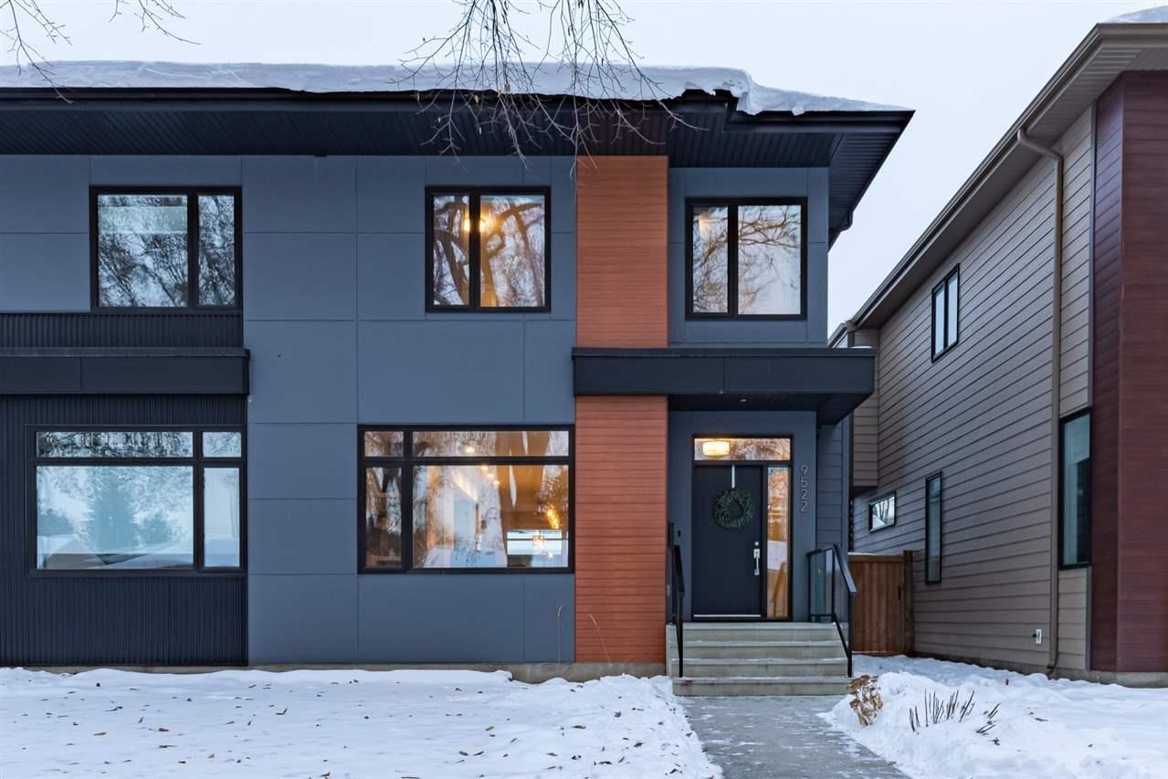 Townhouse for sale at 9522 70 Av NW Edmonton Alberta - MLS: E4221012