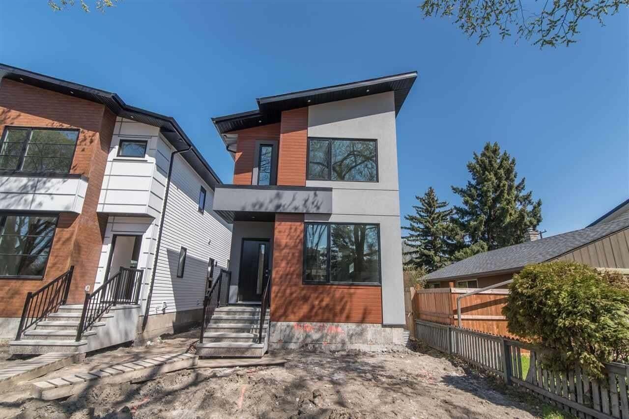 House for sale at 9522 71 Av NW Edmonton Alberta - MLS: E4197693