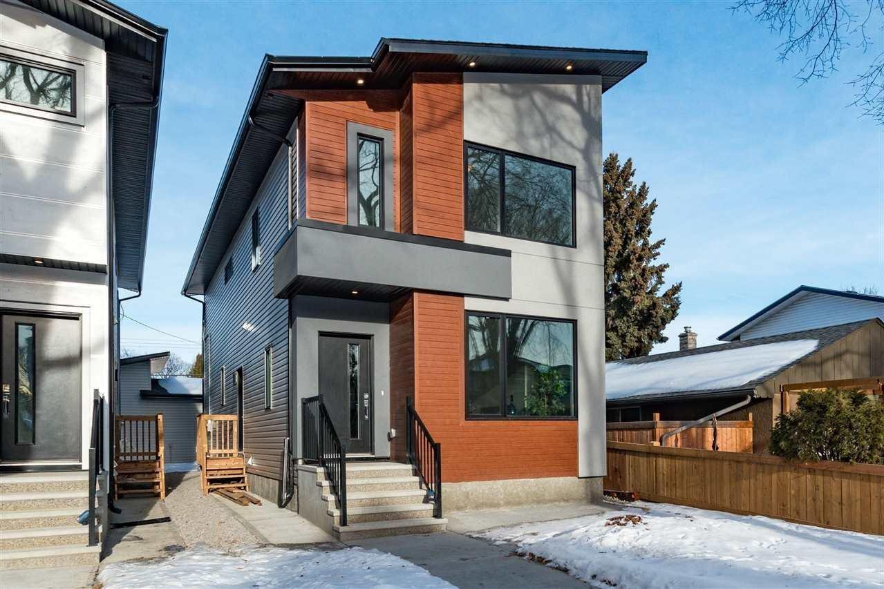 House for sale at 9522 71 Av NW Edmonton Alberta - MLS: E4224855
