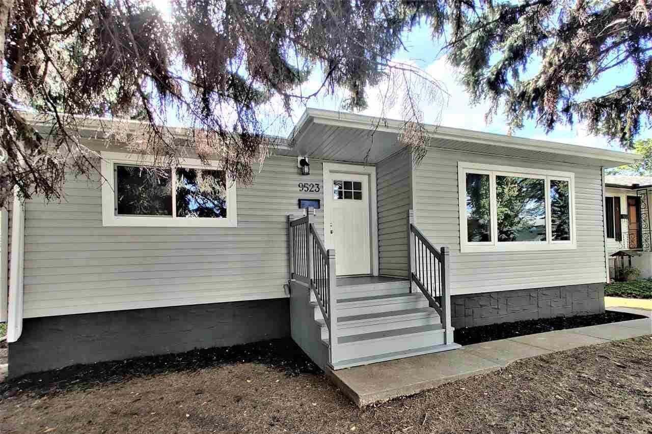 House for sale at 9523 65 Av NW Edmonton Alberta - MLS: E4215612