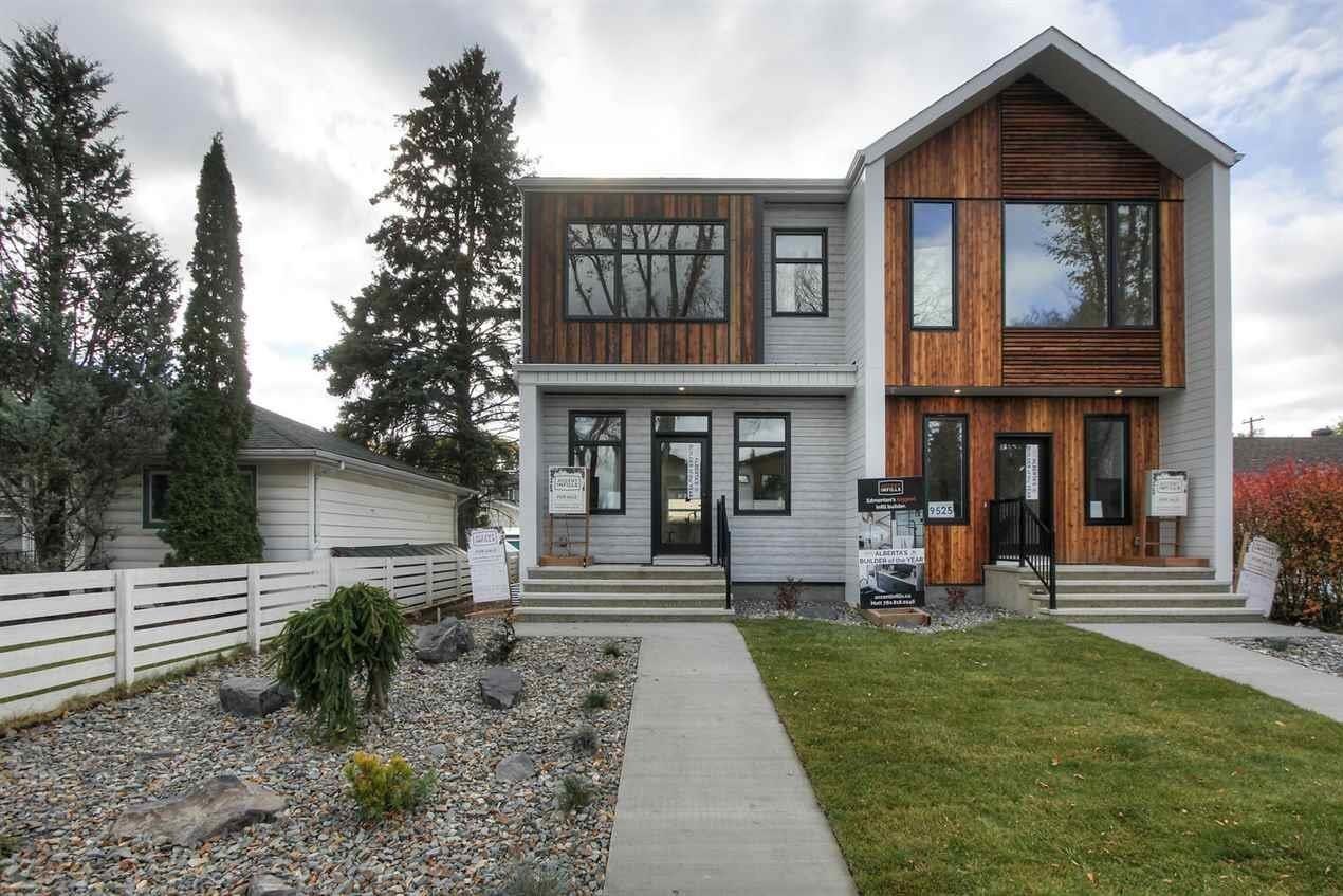 Townhouse for sale at 9523 71 Av NW Edmonton Alberta - MLS: E4225596