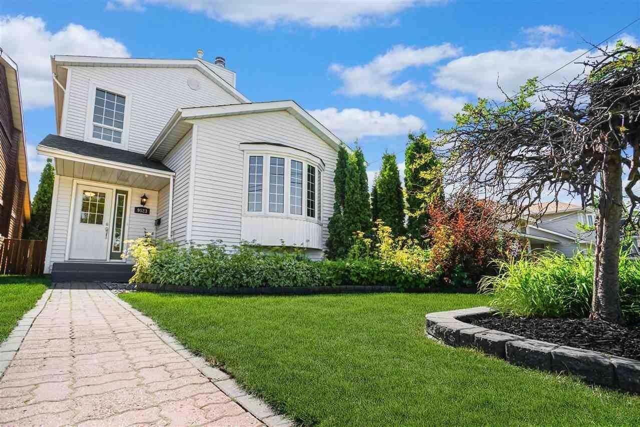 House for sale at 9523 88 Av NW Edmonton Alberta - MLS: E4216961